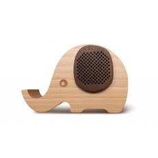 Wireless Speaker Bluetooth Maxton MX30 3W Brown with Stand, Audio-in