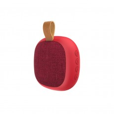 Wireless Speaker Hoco BS31 Bright Sound Red 500mAh, MicroSD and AUX Input