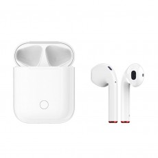 True Wireless Bluetooth Hoco ES28 Original Series DC 5V v.5.0 White