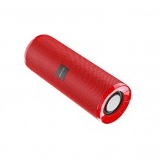 Wireless Speaker Wireless Borofone BR1 Beyond Red 1200mAh, 5W and MicroSD