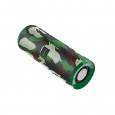 Wireless Speaker Wireless Borofone BR1 Beyond Camouflage Green 1200mAh, 5W and MicroSD