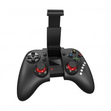 "Wireless Gamepad Hoco ""GM3 Continuous"" Joystick with Phone Holder"