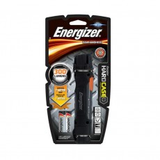 Torch Energizer HardCase Professional 300 Lumens with Batteries 2 x AA Black