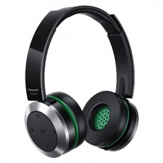 Bluetooth Stereo Headphone Panasonic RP-BTD10E-K Black with Microphone and Embossed Control Buttons