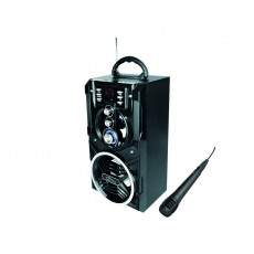 Wireless Bluetooth Speaker Media-Tech Partybox BT MT3150 800W, with Remote Control and LED Display Black
