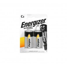 Battery Alkaline Energizer Alkaline Power LR14 size C Pcs. 2