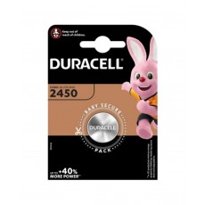 Buttoncell Lithium Duracell CR2450 Pcs. 1