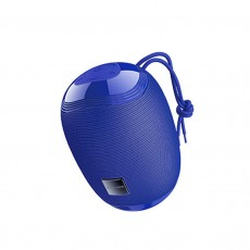 Wireless Speaker Borofone BR6 Miraculous Blue V5.0 TWS 5W, IPX5, Microphone, FM, USB & AUX Port and Micro SD