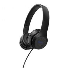 Headphone Stereo Borofone BO5 Star sound 3.5mm Black with Microphone and Control Button