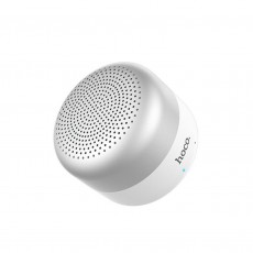 Wireless Speaker Hoco BS29 Gambe Journey Silver 600mAh with Micro SD and AUX Input