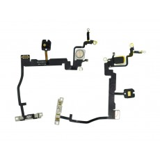On/Off Switch With Mic for Apple iPhone 11 Pro OEM Type A