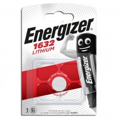Buttoncell Lithium Energizer CR1632 Pcs. 1