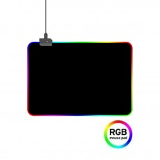 Mousepad iMICE GMS-WT5 Soft with RGB LED lightning 350x250mm