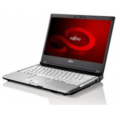 "Refurbished Notebook Fujitsu S760 13.3"" i5-520M 4GB DDR3 / 250GB HDD with DVDRW and Windows 10 Home. Grade A+"