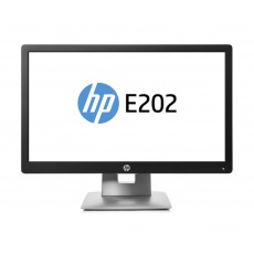"Refurbished Monitor HP E202 20"" LCD 1600x900 60Hz 16:9 1000:1 with VGA, HDMI, Display Port outputs"