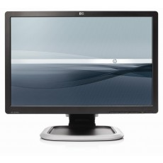 "Refurbished Monitor HP L2245W 22"" LCD 1680x1050 60Hz 1000:1 with DVI-D, USB, VGA outputs"