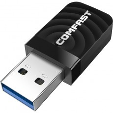 Wireless USB Adapter & AP Comfast CF-812AC Dual Band 1300 Mbps