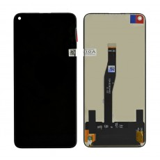 Original LCD with Digitizer for Honor 20 Black without Frame
