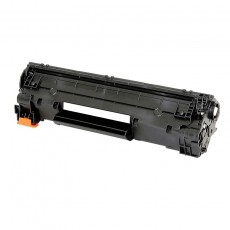 Toner HP Compatible CF283X / CRG737 / 337  Pages:2400 Black for  Pro-MFP Μ125, MFP M127FN, M201, M225, M126, M128,LaserJet MFP-M125nw