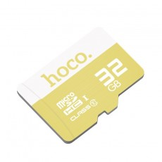 Flash Memory Card Hoco MicroSDHC 32GB Class 10