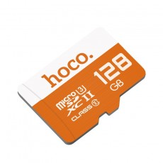 Flash Memory Card Hoco MicroSDHC 128GB U3 Class 10