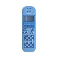 Housing Handset for Panasonic KX-TGB210 Light Blue Bulk