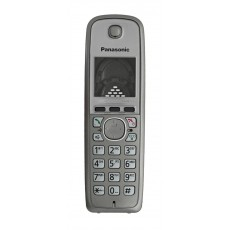 Housing Handset for Panasonic KX-TG6611 Silver Bulk