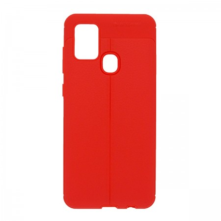 Case AutoFocus Shock Proof for Samsung SM-A217F Galaxy A21s Red
