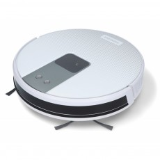 Robot Vacuum Cleaner Maxcom MH12 for Wet and Dry Cleaning 1800Pa with 3 Cleaning Modes & Camera Viewing System White