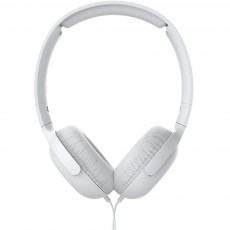Philips Stereo Headphone On-Ear SHS TAUH201BK/00 3.5 mm White with Microphone for Mobile Phones, mp3, mp4 and sound devices