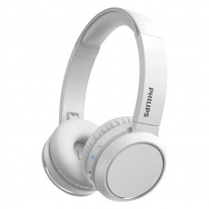 Philips Stereo Headphone TAH4205WT/00 White with Microphone for Mobile Phones, mp3, mp4 and sound devices