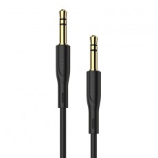 Audio Cable Borofone BL1 Audiolink 3.5mm Male to 3.5mm Male 1m Black