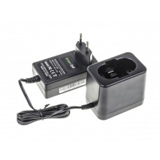 Green Cell Battery Charger 8.4V -18V Ni-MH Ni-Cd for Bosch Power Tools