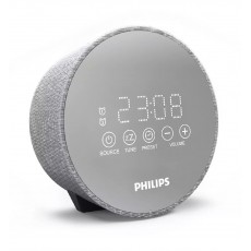 Radio - Clock Philips TADR402/12 with Timer USB Port and Night Light