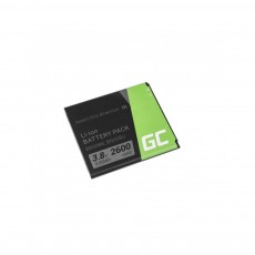 Battery Green Cell BP27 type Samsung i9500 Galaxy S4 EB-B600BE 2400 mAh 3.7V