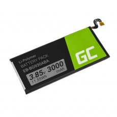 Battery Green Cell BP97 type Samsung Galaxy S7 G930F EB-BG930ABA 3000mAh 3.8V