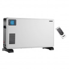 Convector N'OVEEN CH-9000 LCD Smart 2300W. With Time Programmer and Remote Control. White